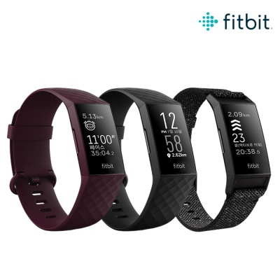 Fitbit CHARGE 4 웨어러블