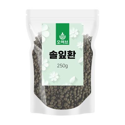 국산 솔잎환 250g