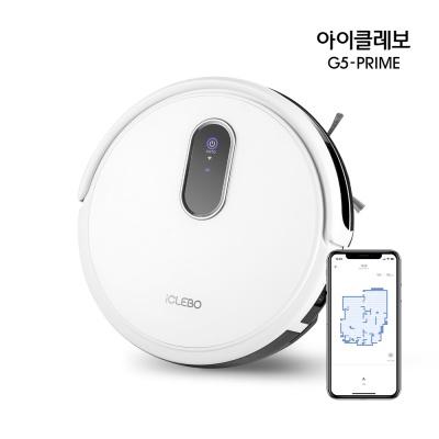 [유진로봇] 아이클레보 G5 프라임 로봇청소기