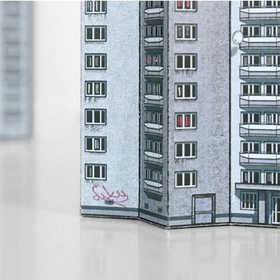 모던 페이퍼 빌딩 Eastern Block, Blokowice - Modern Paper Building