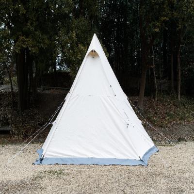 [텐트마크디자인] 서커스 코튼 버젼 텐트 (TM-1807)
