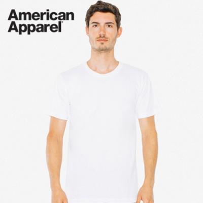 아메리칸어패럴 남녀공용 오가닉 반팔 티셔츠 9color