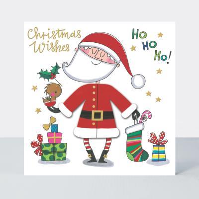 [빛나파티]산타 HO HO HO 크리스마스 카드