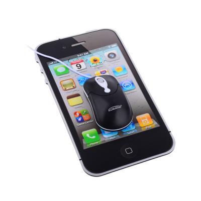 레트로 아이폰 모양 마우스패드