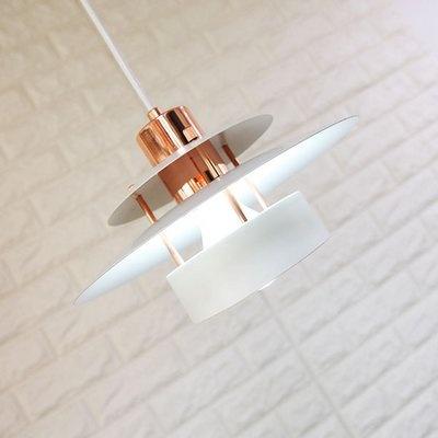 젠틀맨 펜던트등-화이트(LED겸용)