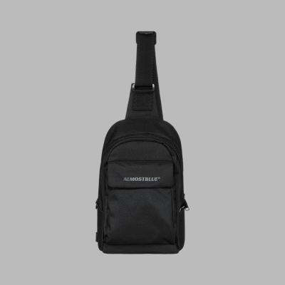 [얼모스트블루] COMFORT SLING BAG