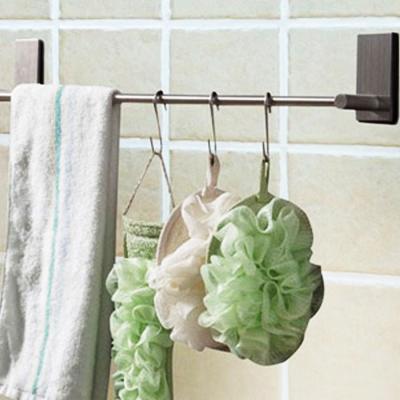 접착식 스텐 수건 타올 걸이 ( 욕실 주방 ) 70cm
