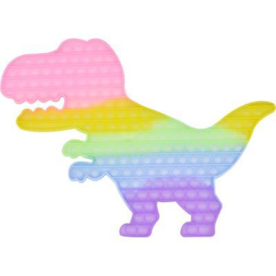 레인보우 푸쉬 팝 버블 - 빅사이즈 공룡 (야광)