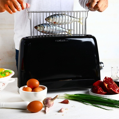 텐그릴 토스터 TGK17-G10 생선토스트기 에어프라이어
