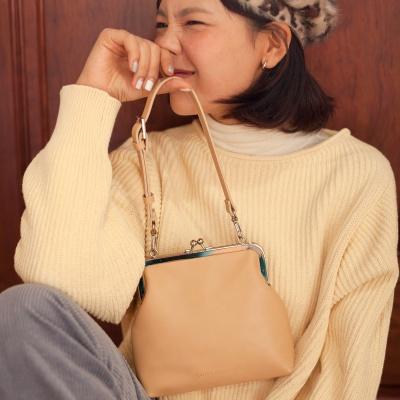 Amelie frame bag_beige