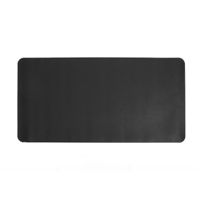 파스텔 휴대용 가죽 데스크 매트(블랙)/ 데스크패드