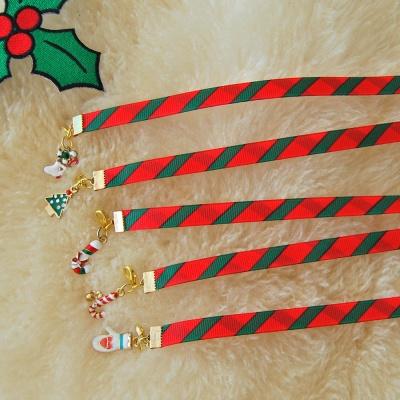 크리스마스 마스크 스트랩(5type)