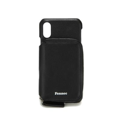 FENNEC iPHONE X/XS MINI POCKET CASE - BLACK