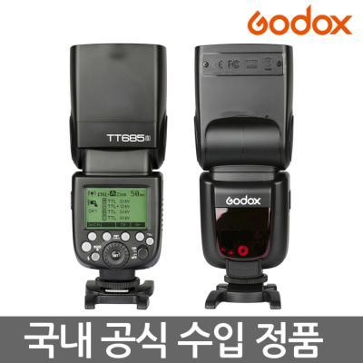 고독스 TT685 스피드라이트 GN60 카메라플래시