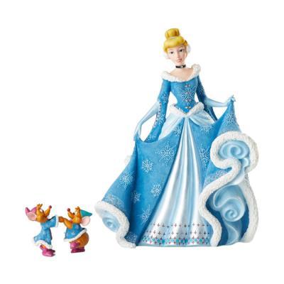 디즈니 신데렐라와 쥐 두마리 피규어 21cm-E6002181