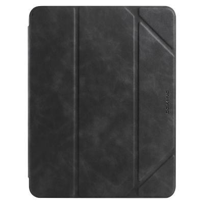 T062 아이패드6 9.7 심플 마일드 가죽 태블릿 케이스