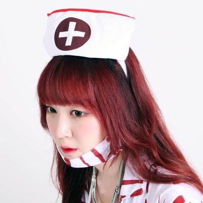 호러 좀비 간호사의상