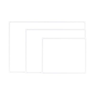[두문] 더슬림자석보드 화이트 340x275mm