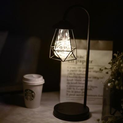 레트로감성 미니가로등 LED 스탠드조명