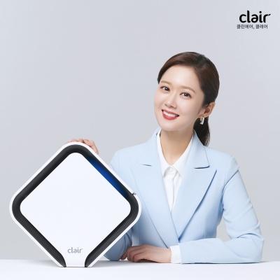 [클레어] 장나라 공기청정기 큐브플러스 C2BU1933