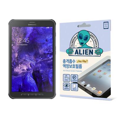 에어리언쉴드 태블릿PC용 충격흡수 액정보호 방탄필름-갤럭시 탭 ACTIVE LTE(T365)