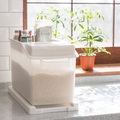 프랑코 슬라이딩 쌀통(중) 15kg