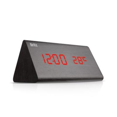 브리츠 탁상용 LED 전자 알람시계 BZ-EWS12