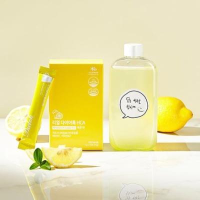 리얼 다이어톡 레몬