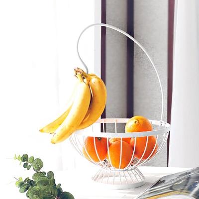 스완 바나나걸이 & 과일바구니