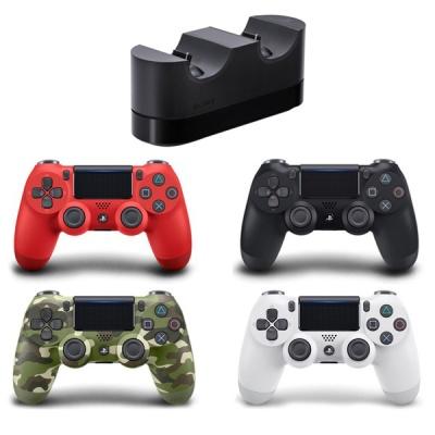 PS4 소니정품 듀얼쇼크4 무선컨트롤러 + 충전거치대