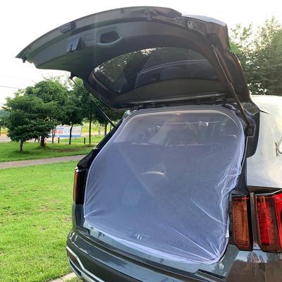 차박 차량용 모기장 자동차 트렁크 뉴 레이 소형 SUV