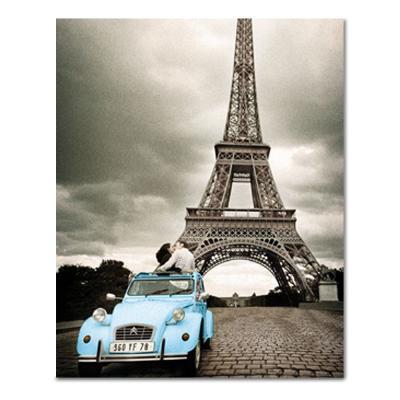 DIY 페인팅 에펠탑 데이트 PH93 (40x50)