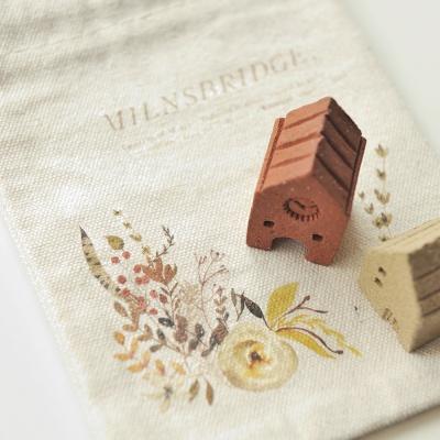 Miccudo 프린팅 스티커 (3. Vintage Stamp)