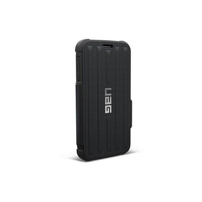 [UAG] 갤럭시 S6 폴리오케이스 BLACK