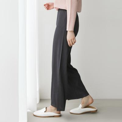 Pleats One Wide Pants