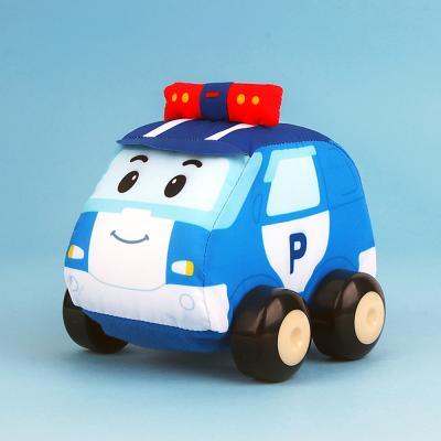 로보카폴리 폴리 폭신폭신 자동차