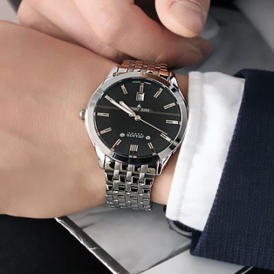 [정품] 줄리어스 JHA086 남성 메탈손목시계
