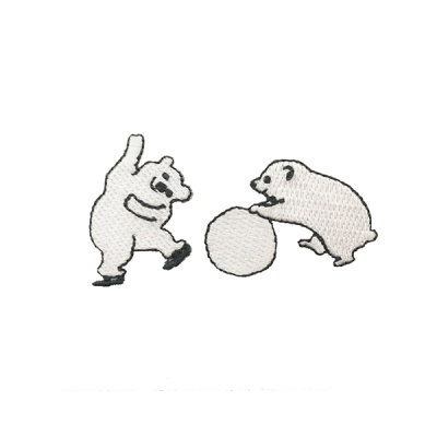 지앤초이_와펜_snow ball bears