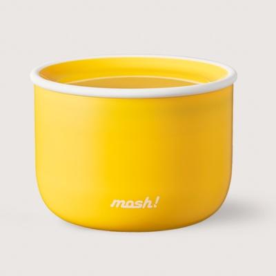 [MOSH] 모슈 라떼 런치박스 480 옐로우