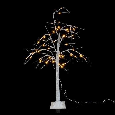 USB 자작나무 LED 무드등(120cm)