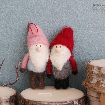 [2HOT] 울 산타 인형