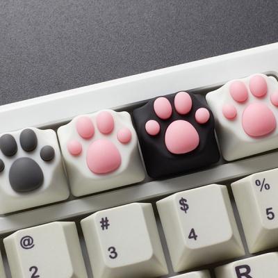 [ZOMOPLUS] ABS 고양이발 키캡 / 키보드 키캡 냥발