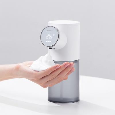 [무아스] 대용량 소프트버블 자동 손세정기 디스펜서