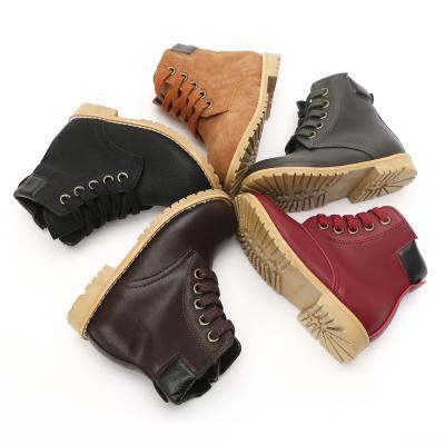 카니발 5목워커 140-180 유아 워커 앵클 부츠 신발