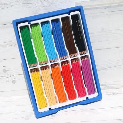 12색 색연필 288자루..스테들러 Noris Club 144 G288