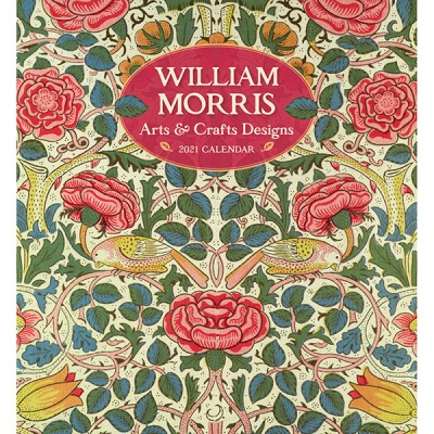 2021년 캘린더 William Morris