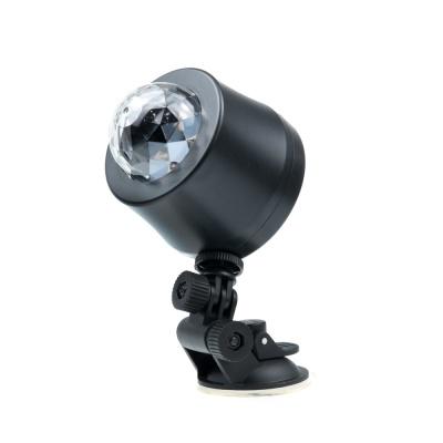 휴대용 LED 미러볼 라이트 / 노래방 파티조명 LCBF007