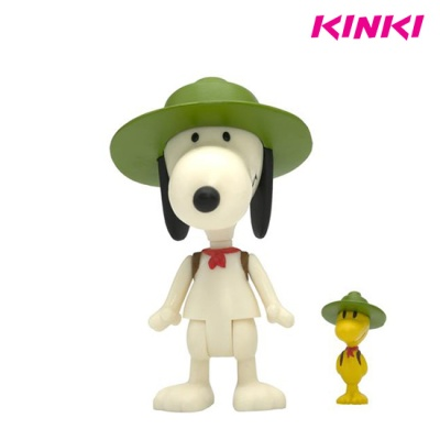 PEANUTS REACTION W3 - BEAGLE SCOUT SNOOPY 2102022
