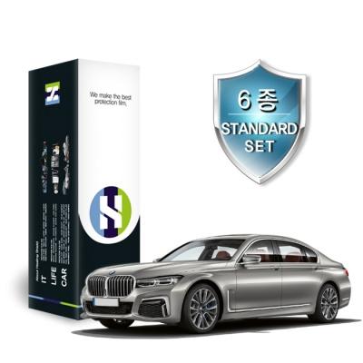 BMW 7시리즈 2019 PPF 필름 패키지 6종세트+도어컵4매