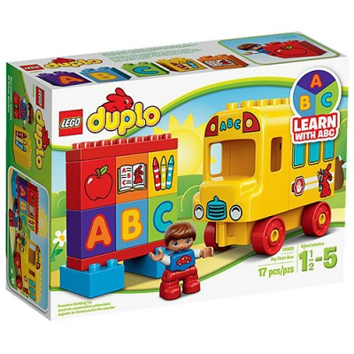 [레고 듀플로] 10603 듀플로 나의 첫 버스
